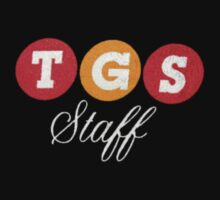 TGS Staff Logo One Piece - Short Sleeve