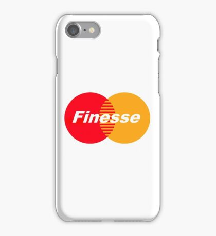 Finesse iPhone Case/Skin