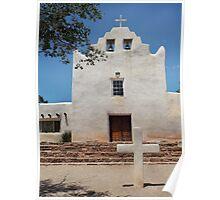 Laguna Mission, New Mexico Poster