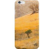 Grassy slope iPhone Case/Skin