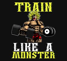 TRAIN LIKE A MONSTER Unisex T-Shirt