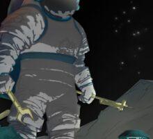 Mars - Work the Night Shift Sticker
