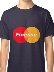 Finesse (Larger Design) Classic T-Shirt