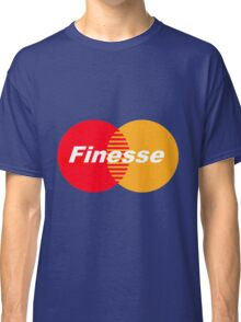 Finesse (Larger Design) Classic T-Shirt