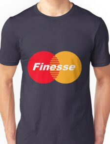 Finesse (Larger Design) Unisex T-Shirt