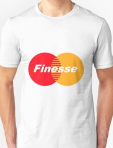 Finesse (Larger Design) Unisex T-Shirt