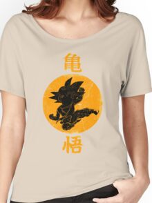 DRAGON KICK Women's Relaxed Fit T-Shirt