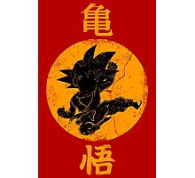 DRAGON KICK Photographic Print