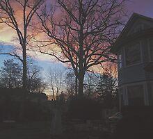 7:00, the Sky's Gold by Govinda