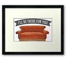 Friends-TV Show Framed Print