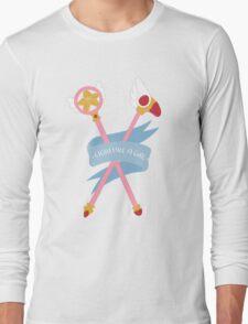 Star Wand and Sealing Wand Long Sleeve T-Shirt