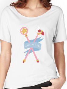 Star Wand and Sealing Wand Women's Relaxed Fit T-Shirt
