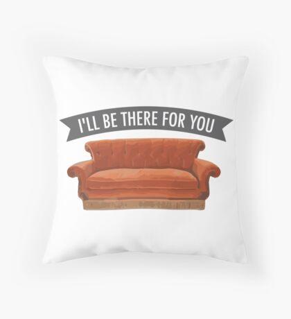 Friends-TV Show Throw Pillow