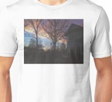 7:00, the Sky's Gold Unisex T-Shirt