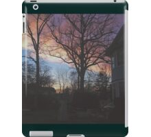 7:00, the Sky's Gold iPad Case/Skin