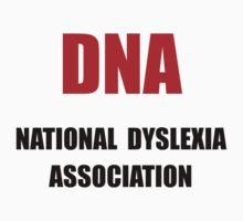 Dyslexia Association Kids Tee