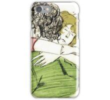 ExR hug iPhone Case/Skin