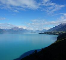 Lake Wakatipu by half4adventure