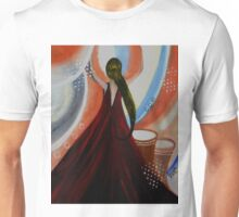 Love to dance by Saribelle Unisex T-Shirt