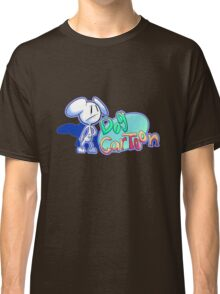 "Dogs and Tony Harl ""Dog Cartoon"" Design Classic T-Shirt"