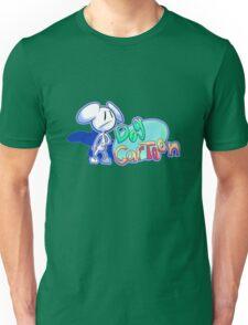 "Dogs and Tony Harl ""Dog Cartoon"" Design Unisex T-Shirt"