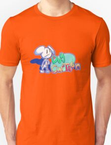 "Dogs and Tony Harl ""Dog Cartoon"" Design Unisex T-Shirt"