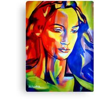 """Like a Madonna"" Canvas Print"