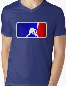 The Paul Simonon League Mens V-Neck T-Shirt