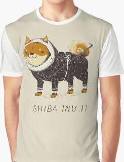 shiba inu-it Graphic T-Shirt
