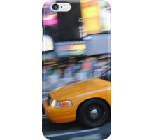 Taxi Cab iPhone Case/Skin