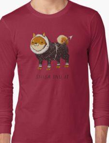 shiba inu-it Long Sleeve T-Shirt