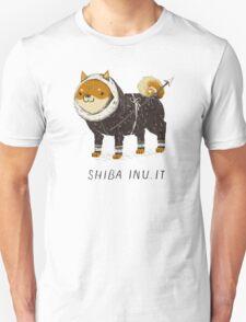 shiba inu-it Unisex T-Shirt