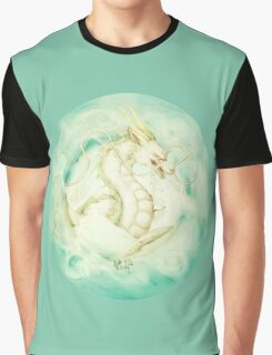 Spirited Away - The Kohaku River Graphic T-Shirt