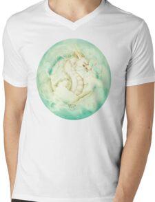 Spirited Away - The Kohaku River Mens V-Neck T-Shirt