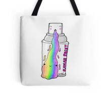 Kawaii Cute Graffiti Spraycan (SMK) Tote Bag