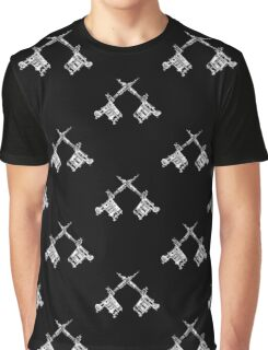 Tattoo Guns Graphic T-Shirt