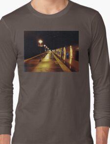 11:13, A man's following me Long Sleeve T-Shirt
