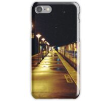 11:13, A man's following me iPhone Case/Skin