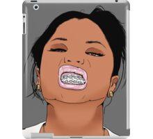 Braceface iPad Case/Skin