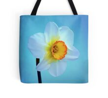 Daffodil Portrait Tote Bag