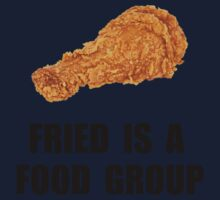 Fried Food Group One Piece - Long Sleeve