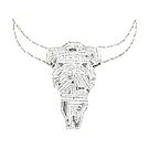 99% Occupy Wallstreet Bull by Casey Virata