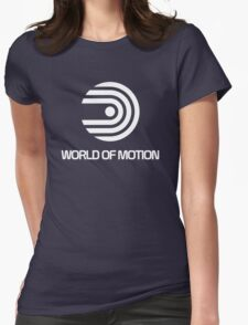 World of Motion Womens Fitted T-Shirt