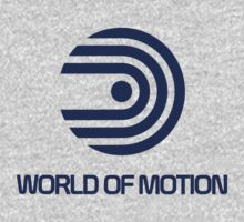 World of Motion by kittinfish