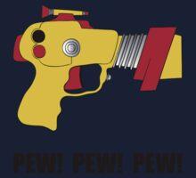 Laser Gun Pew Baby Tee
