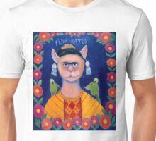Frida Katlo Unisex T-Shirt