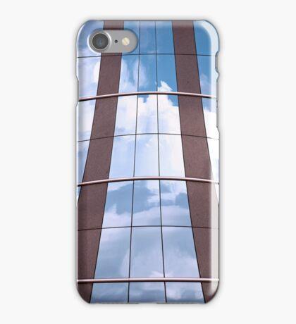 Modern  building iPhone Case/Skin