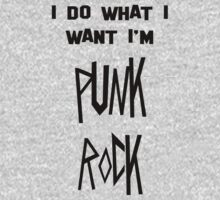 punk rock by Allibear87