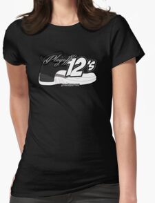 Playoff 12's Womens Fitted T-Shirt