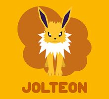 JOLTEON by WillOrcas
